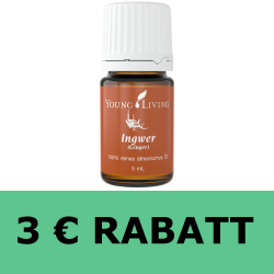 Ingwer, ätherisches Öl Young Living