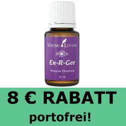 EN-R-GEE (Energie), RABATT, ätherische Ölmischung Young Living