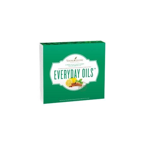Every Day Oils, ätherisches Öle Set von Young Living