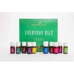 Every Day Oils, Young Living ätherisches Öle-Set als kosmetische Mittel