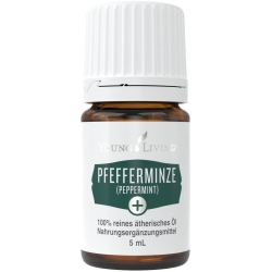 Pfefferminze, ätherisches Öl Young Living