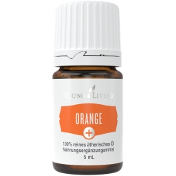 Orange+, ätherisches Öl, Nahrungsergänzung Young Living
