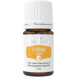 Zitrone+, ätherisches Öl, Nahrungsergänzung Young Living
