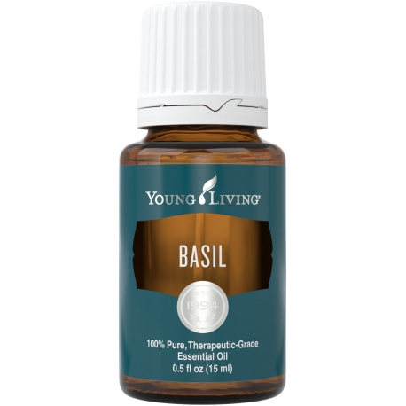 Basilikum 15 ml, ätherisches Öl Young Living
