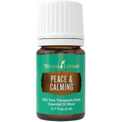Peace & Calming, Young Living ätherische Ölmischung als kosmetisches Mittel