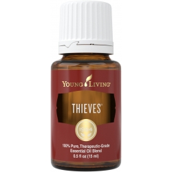 Thieves, Young Living ätherische Ölmischung als kosmetisches Mittel