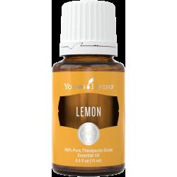 Zitrone, Young Living ätherisches Öl als kosmetisches Mittel