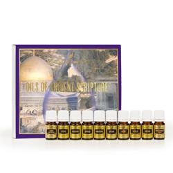 Bibelöle, Young Living ätherisches Öle-Set als kosmetische Mittel