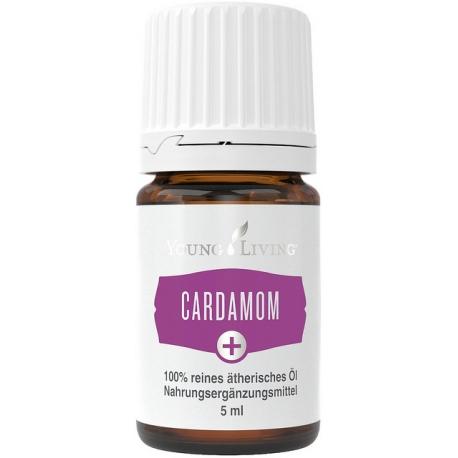 Kardamom+, ätherisches Öl, Nahrungsergänzung, Young Living