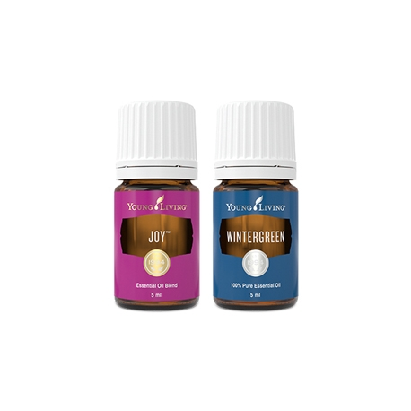 Body & Soul Collection, Young Living äth. Öle Set als kosmetisches Mittel