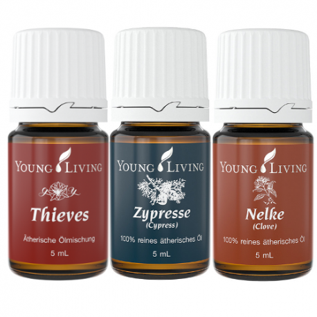 Wintertime Collection, Young Living äth. Öle Set als kosmetisches Mittel