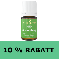 Stress Away, 5 ml Rabatt, Young Living ätherische Ölmischung als kosmetisches Mittel