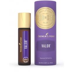 Valor Roll On, Young Living ätherische Ölmischung als kosmetisches Mittel