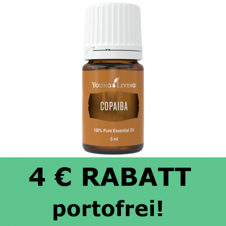 Copaiba 5 ml, Young Living ätherisches Öl als kosmetisches Mittel