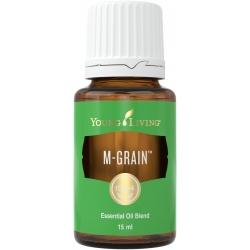M-Grain, Young Living ätherische Ölmischung als kosmetisches Mittel