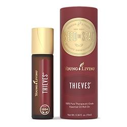 Thieves Roll On, Young Living ätherische Ölmischung als kosmetisches Mittel