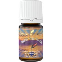 Magnify your Purpose, Young Living ätherische Ölmischung als kosmetisches Mittel
