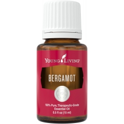 Bergamotte, Young Living ätherisches Öl als kosmetisches Mittel