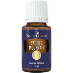 Sacred Mountain, Young Living ätherische Ölmischung als kosmetisches Mittel
