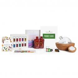 Premium Starter Set mit Aria Diffuser & 11 ätherischen Ölen von Young Living