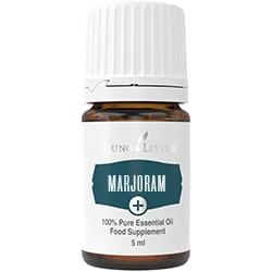 Majoran+, Young Living ätherisches Öl als Nahrungsergänzung