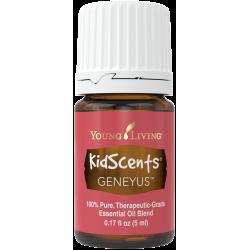 Kidscents GeneYus, Young Living für Kinder, ätherische Ölmischung als kosmetisches Mittel