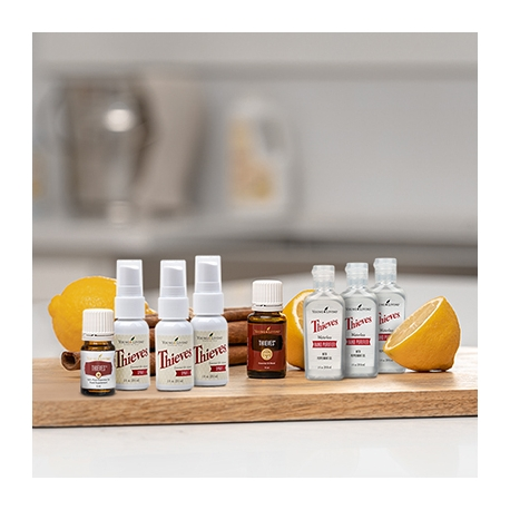 Thieves Healthy Essentials Kit von Young Living