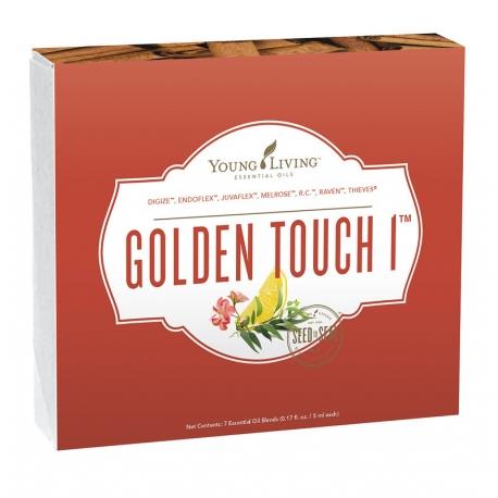 Golden Touch, ätherisches Öle Set von Young Living