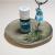 Sparset: Blauer Rainfarn Öl & Spherical Aroma-Schmuck.