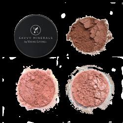 Savvy Minerals Blush, Kosmetik von Young Living