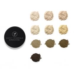 Savvy Minerals Foundation, Kosmetik von Young Living
