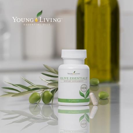 Olive Essentials, Nahrungsergänzung Young Living