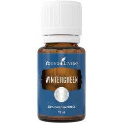 Wintergrün, Young Living ätherisches Öl als kosmetisches Mittel