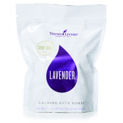 Lavender Calming Bath Bombs, Young Living