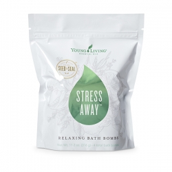 Stress Away Relaxing Badebomben, Young Living