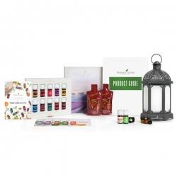 Premium Starter Set mit Lantern Diffuser & 12 ätherischen Ölen Young Living