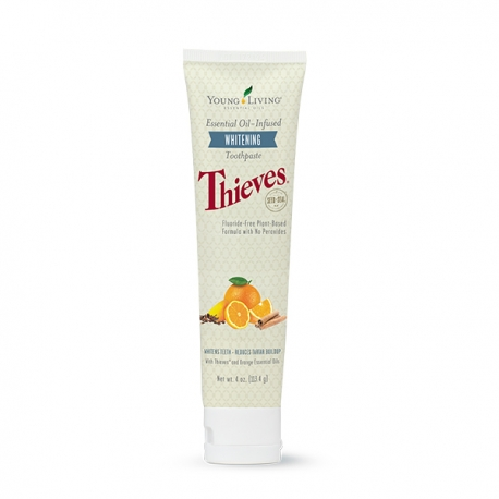 Thieves Whitening Zahnpaste von Young Living