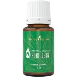 Animal Scents - PuriClean, Young Living ätherische Ölmischung als kosmetisches Mittel