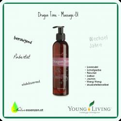 Dragon Time, Massageöl Young Living
