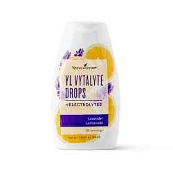 Vitalyte Drops, Lavendel-Zitrone, Nahrungsergänzung Young Living