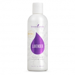 Lavendel Bade- und Duschgel, Young Living