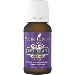 Shutran, Young Living ätherische Ölmischung als kosmetisches Mittel