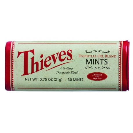 Thieves Mints, Young Living