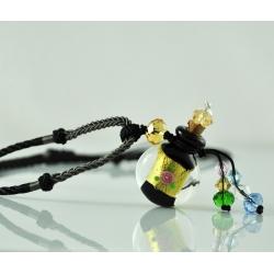 Arabische Nacht, Aroma-Schmuck Halskette