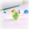Dreaming Beads, hellblau, Aroma-Schmuck Halskette