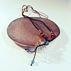 Frühlingsduft, Aroma-Schmuck Halskette