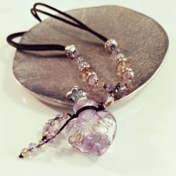 Chrystal, Aroma-Schmuck Halskette