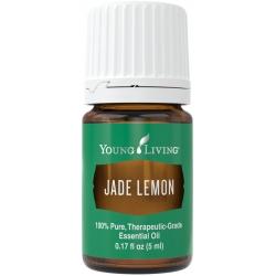 Jade-Zitrone, Young Living ätherisches Öl als kosmetisches Mittel