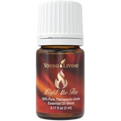 Light the Fire, Young Living ätherische Ölmischung als kosmetisches Mittel